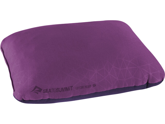 Sea to Summit FoamCore Pillow Regular, magenta